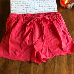 Joe B rayon shorts